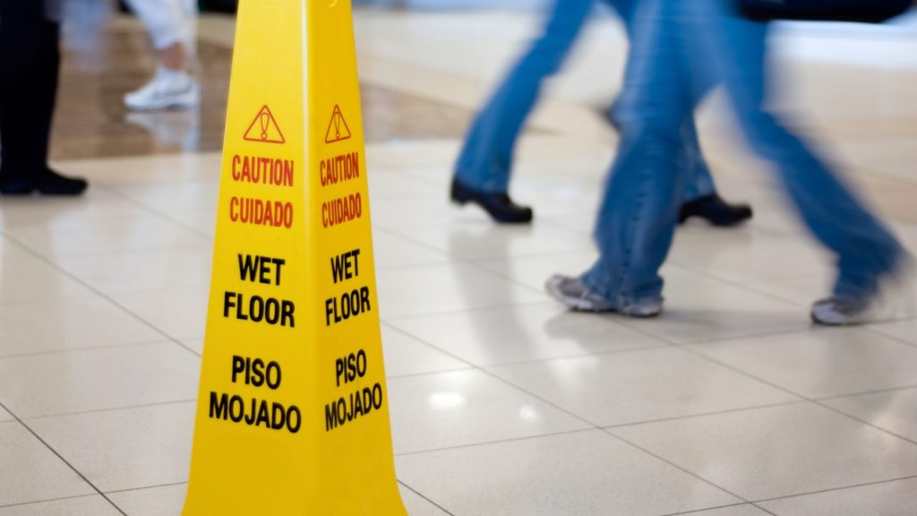 What All You Need To Do After A Slip And Fall Case