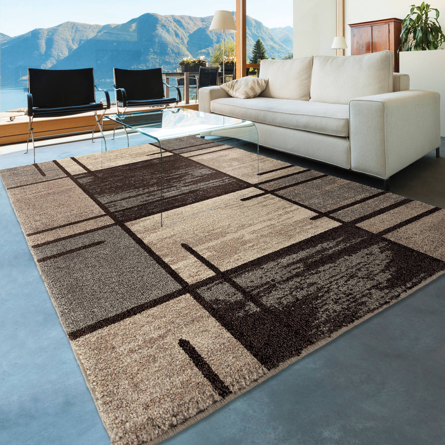 Decorate Your Living Room with Rugs