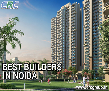 Buy Affordable And Comfortable Flats From Best Builders in Noida