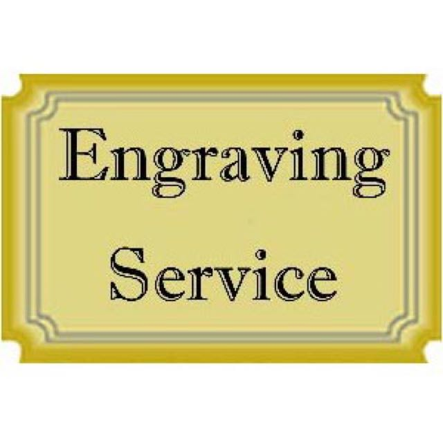 Top Application of Engraving Services