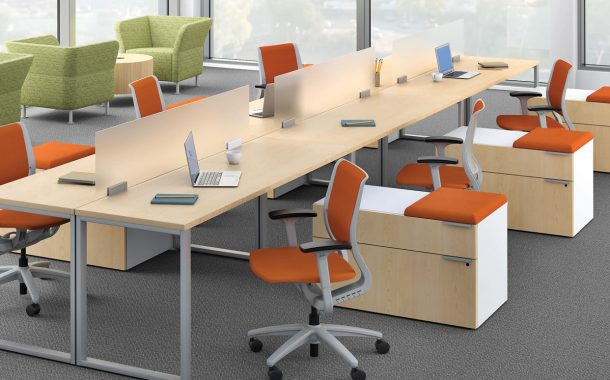 How to choose the right material for office furniture?
