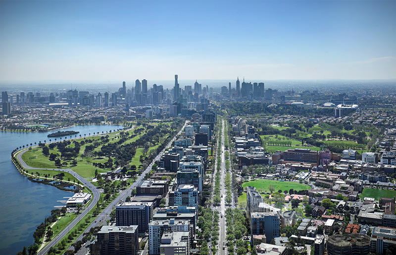 THE MOST LOVED CITY: MELBOURNE