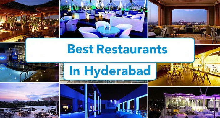 Delicious food of Best Restaurants in Hyderabad