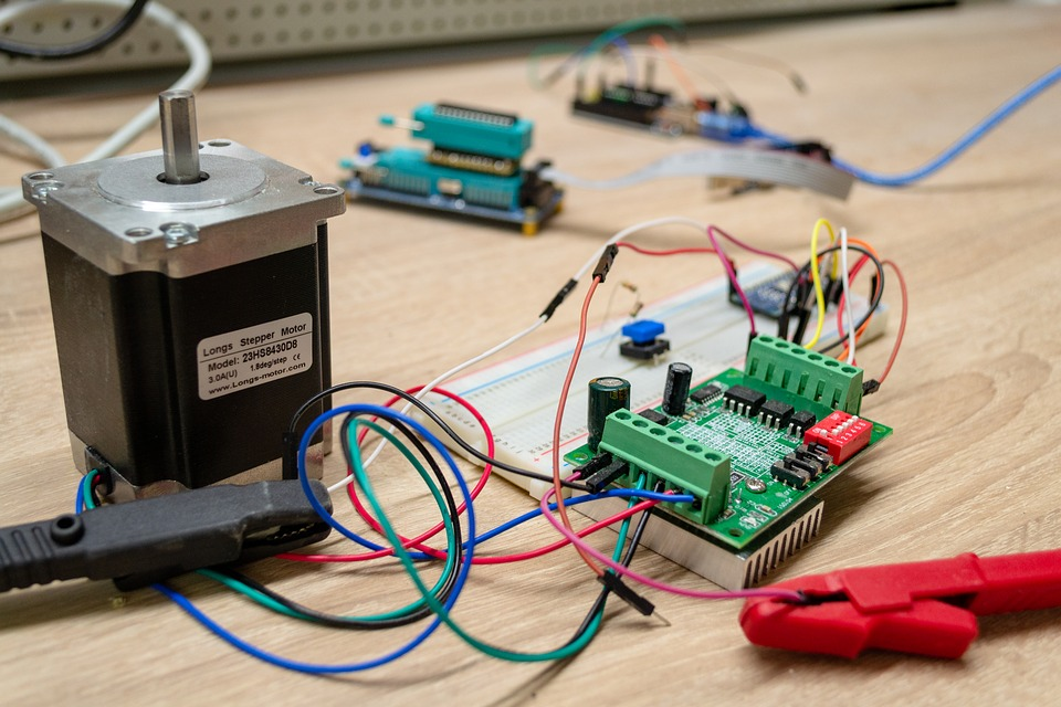 Why microstepping of a motor is important.