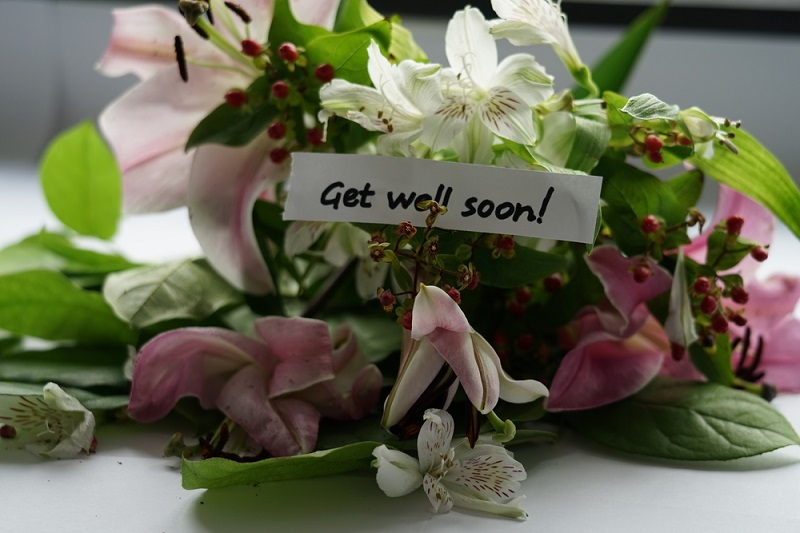 get well flowers seddon